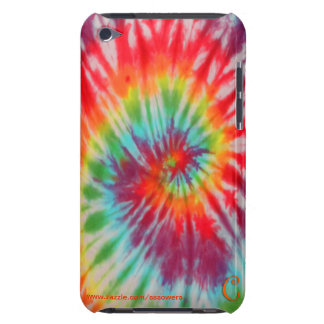 Tie Dye Hippie Swirls Case-Mate iPod Touch Case