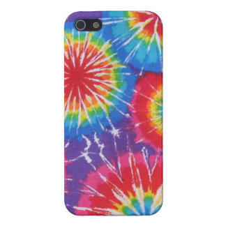 Tie dye iPhone 5/5S covers