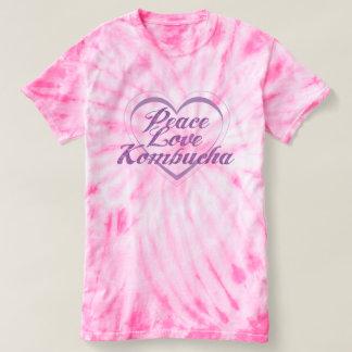 Tie Dye Kombucha Woman T-Shirt