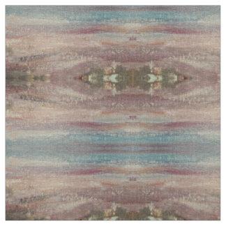 Tie-dye like pattern fabric