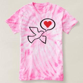 Tie Dye Love T-shirt