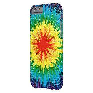 Tie Dye Rainbow iPhone Case