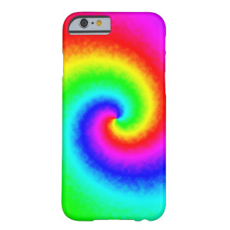Tie-Dye Rainbow Swirl Cellphone Case