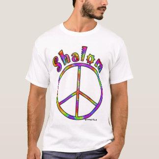 Tie-Dye Shalom T-Shirt