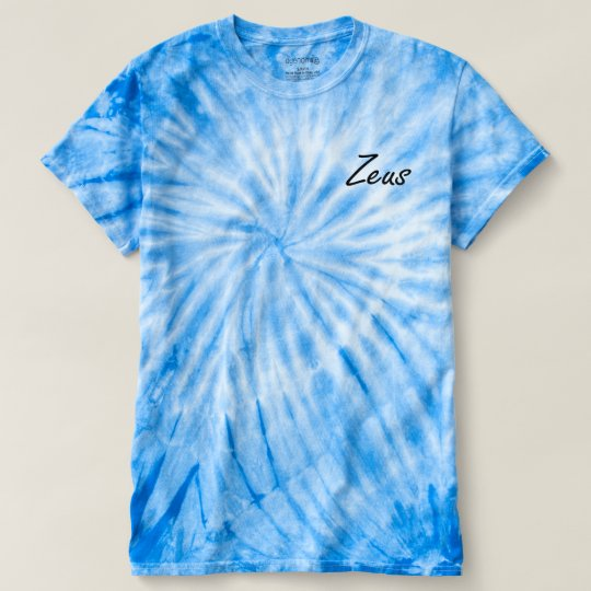 Tie Dye Shirt design