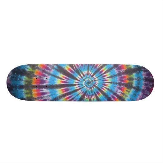 Tie Dye Skateboard 14