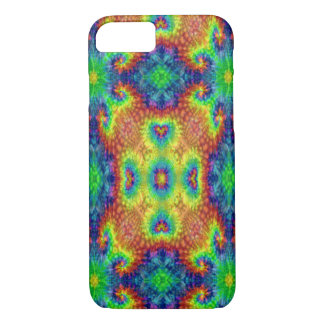 Tie Dye Sky Colorful Barely There iPhone 7 Case