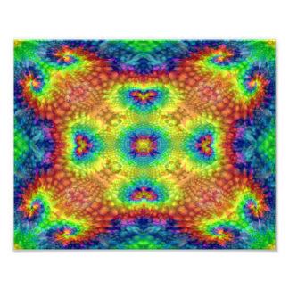 Tie Dye Sky Colorful Photo Prints