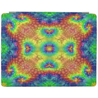 Tie Dye Sky Kaleidoscope  iPad Smart Covers iPad Cover