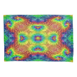 Tie Dye Sky Vintage Kaleidoscope   Pillowcases