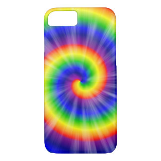 Tie-Dye Starburst iPhone 7 Case