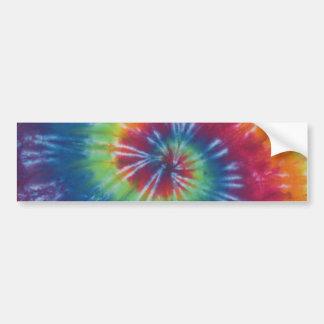 Tie Dye Swirl Sticker