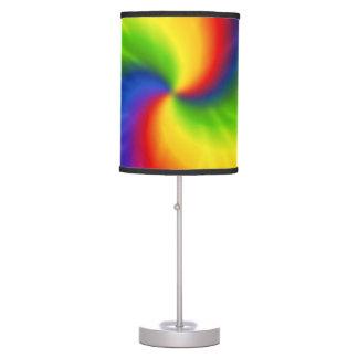 Tie Dye Table Lamp