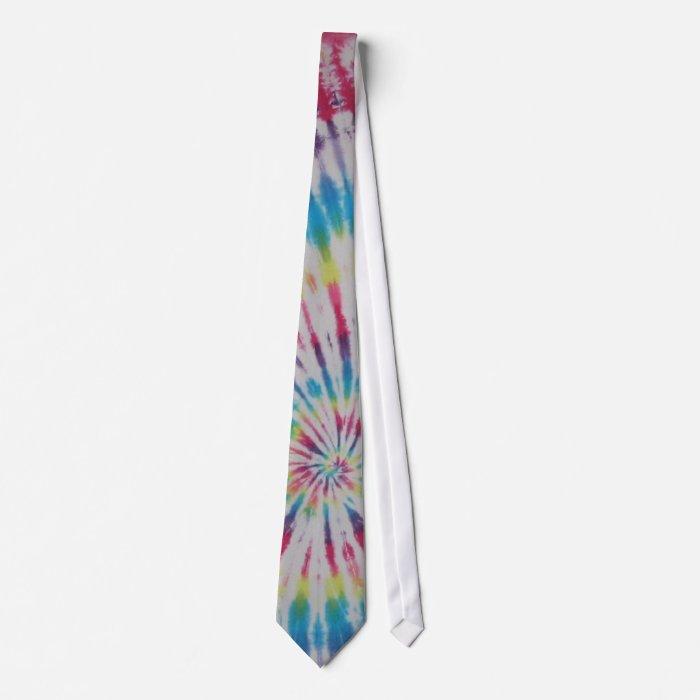 """""""Tie Dye"""" Tie"""