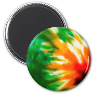 Tie Dyed Magnet