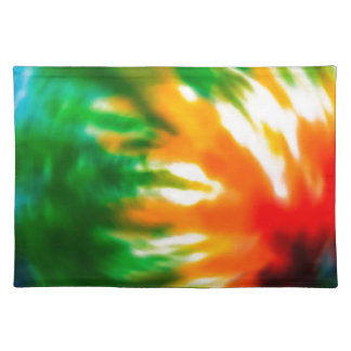 Tie Dyed Placemat