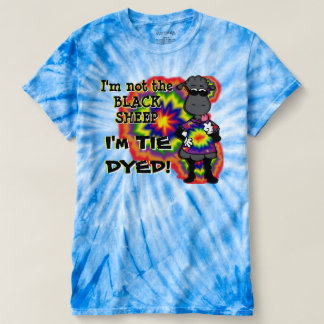 Tie-Dyed Sheep T-shirt