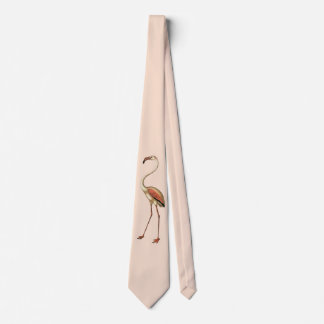 TIE ONE ON Flamingo Park Vintage Taupe Tie