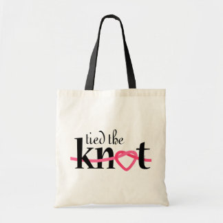 Tied The Knot Tote Bag