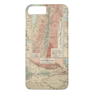 Tieflander Atlas Map iPhone 7 Plus Case
