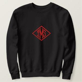 TIELERMUA: MUA Shop Logo Embroidered Sweatshirt