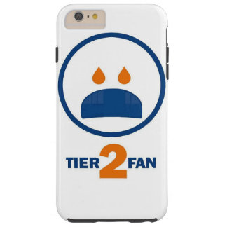 Tier2Fan iPhone Case Tough iPhone 6 Plus Case