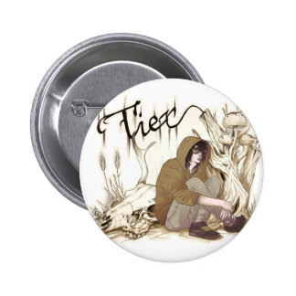 Tier 2 Inch Round Button