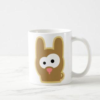 Tierkinder: Häschen Classic White Coffee Mug