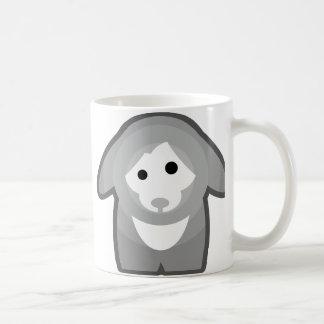 Tierkinder: Hündchen Classic White Coffee Mug