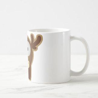 Tierkinder: junger Hirsch Coffee Mug