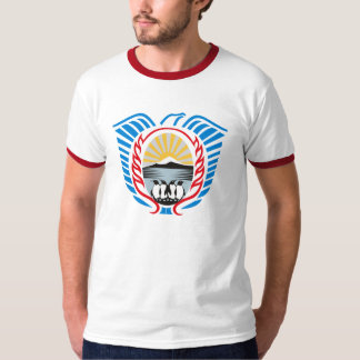 Tierra Del Fuego Coat of Arms T-shirt