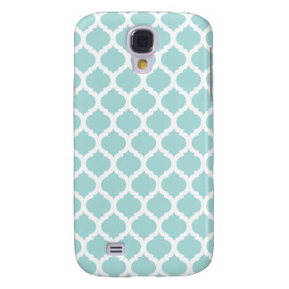 Tiffany Blu & White Moroccan Samsung Galaxy 4 Case