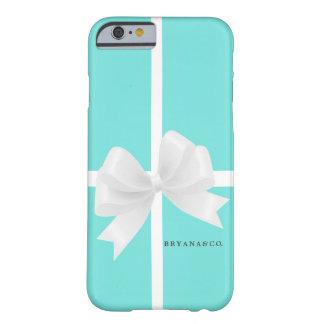 Tiffany Blue & BOW Glamour Glam PHONE CASE