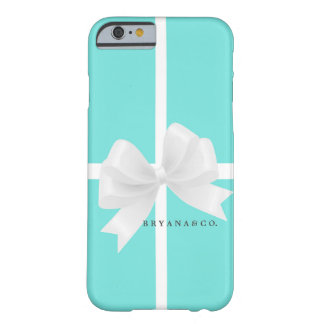 Tiffany Blue & BOW Glamour Glam PHONE CASE
