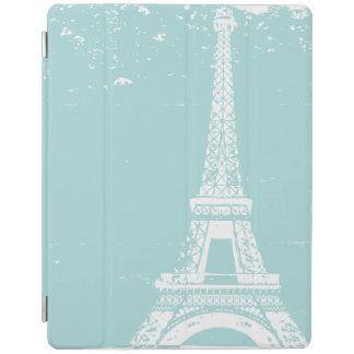 Tiffany Blue Eiffel Tower iPad Case iPad Cover