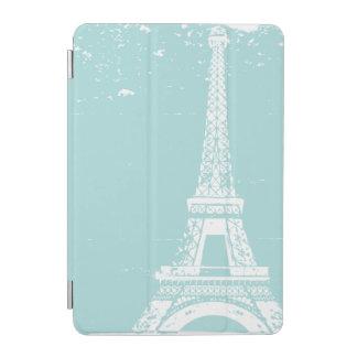 Tiffany Blue Eiffel Tower iPad Mini Case
