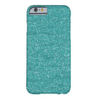 Tiffany Blue Glitter iPhone 6 Case