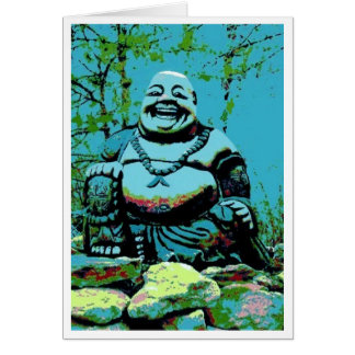 Tiffany Bouddha Carte De Vœux