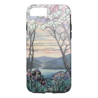 Tiffany Magnolias and Irises iPhone 7 Case