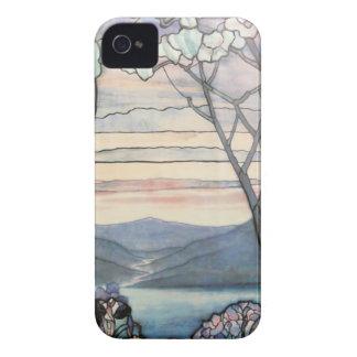 TIFFANY MAGNOLIAS iPhone 4 Case-Mate CASE