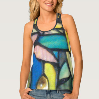 Tiffany Mosaic Tank Top