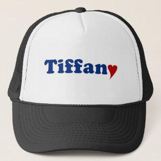 Tiffany with Heart.jpg Trucker Hat