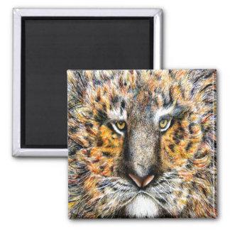Tig The Tiger Magnet