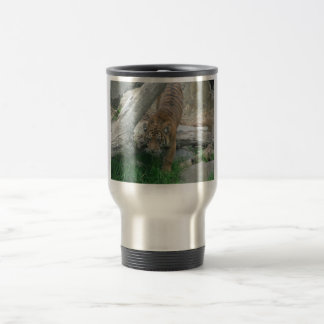 tiger 003 travel mug
