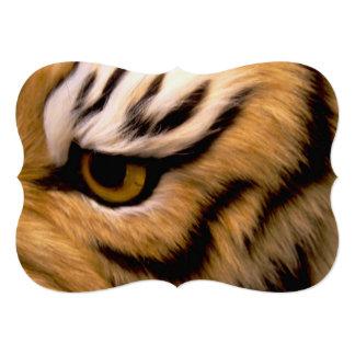 tiger-13 cartons d'invitation