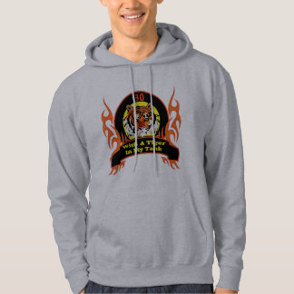 Tiger 30th Birthday Gifts Hooded Pullovers