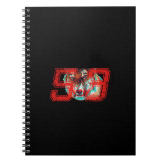 Tiger 3D Notebooks