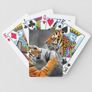 Tiger Affection Playing Cards