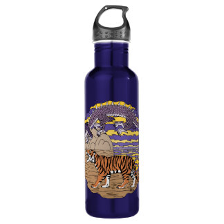 Tiger and Dragon 710 Ml Water Bottle