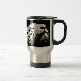 Tiger and Hope Travel Mug